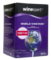 World Vineyard California Trinity Red 10L Kit