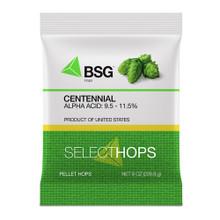 Chinook hop pellets 8 oz package