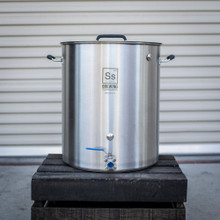 Ss Brewing Technologies 20 Gallon Brew Kettle