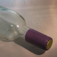 Purple PVC Shrink Capsules
