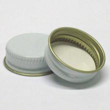 28 mm Metal Screw Cap - Each