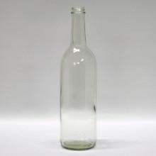 750 ml Clear Bordeaux Bottles - Screw Finish