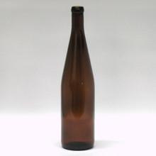 750 ml Amber Hock Bottle