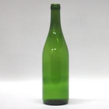 750 ML Champagne Green Simi-Punt Burgundy Bottles