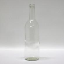 750 ml Clear Optima Bordeaux Bottles
