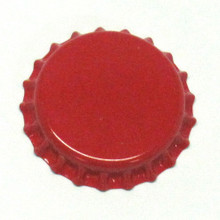 Red Oxygen Barrier Crown Caps