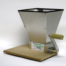 The Barley Crusher Grain Mill with 7 lb Hopper