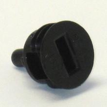 Replacement Plug Cap - Black