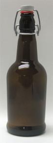16 oz Amber EZ Cap Bottles
