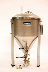 14 Gallon Conical Fermentor with Tri-clamp Fittings