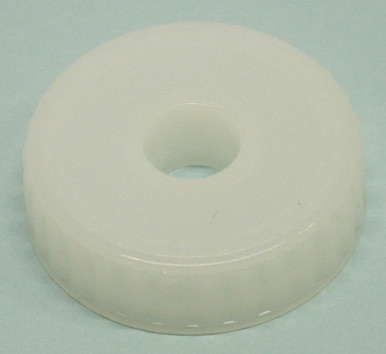 38mm Plastic Screw Cap with Molded Hole