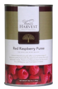 Vintner's Harvest Red Raspberry Puree