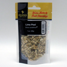 Lime Peel 1 oz