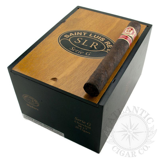 Saint Luis Rey Series G Churchill Maduro