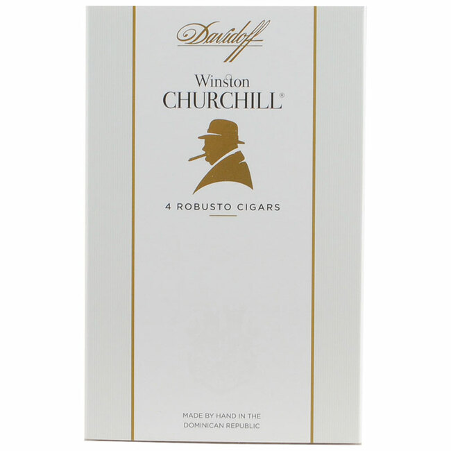 Davidoff Winston Churchill Churchill 4-Pack 1/4