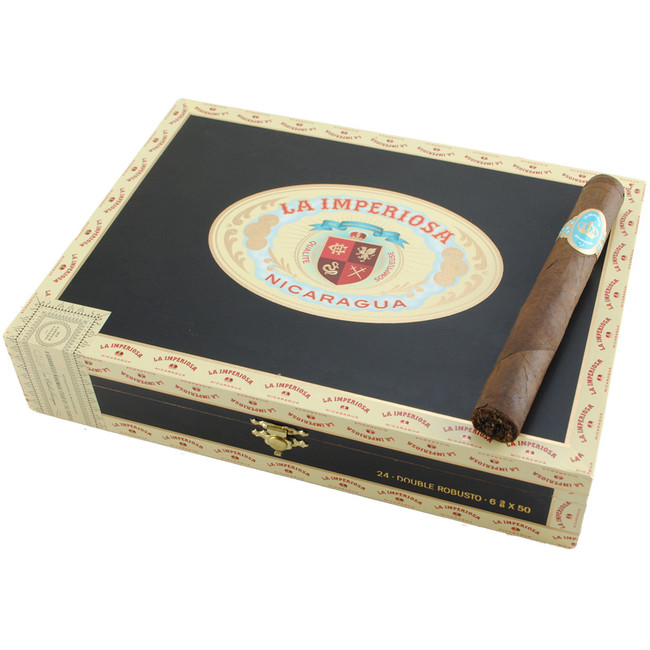 La Imperiosa by Crowned Heads Double Robusto (6-3/8x50)
