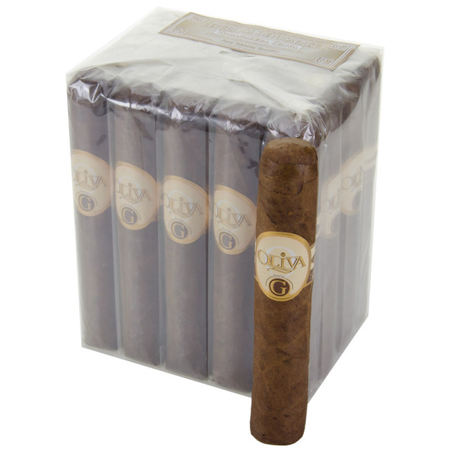 Oliva Serie G Cameroon Double Robusto 20-Pack