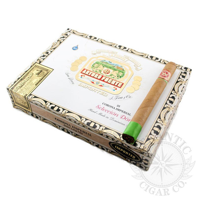 Arturo Fuente Corona Imperial Sel D'oro Shade Grown