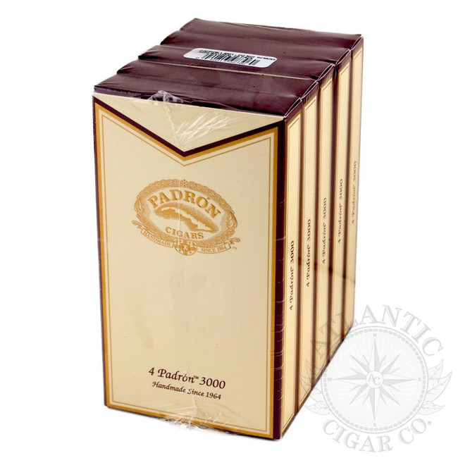 Padron 3000 Natural 4-Packs
