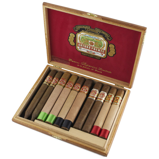 Arturo Fuente Samplers Extremely Rare Holiday Collection 2016