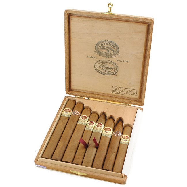 Padron Family Selection Sampler Natural