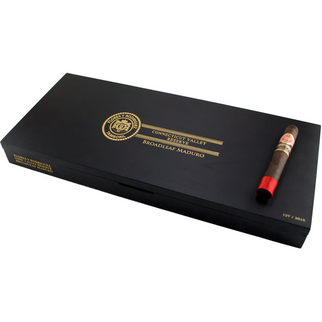 PDR FYR Connecticut Valley Reserve Grand Toro Maduro