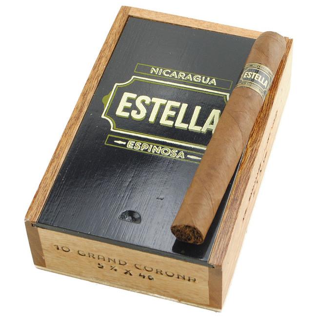 Estella by Espinosa Grand Corona 10-CT