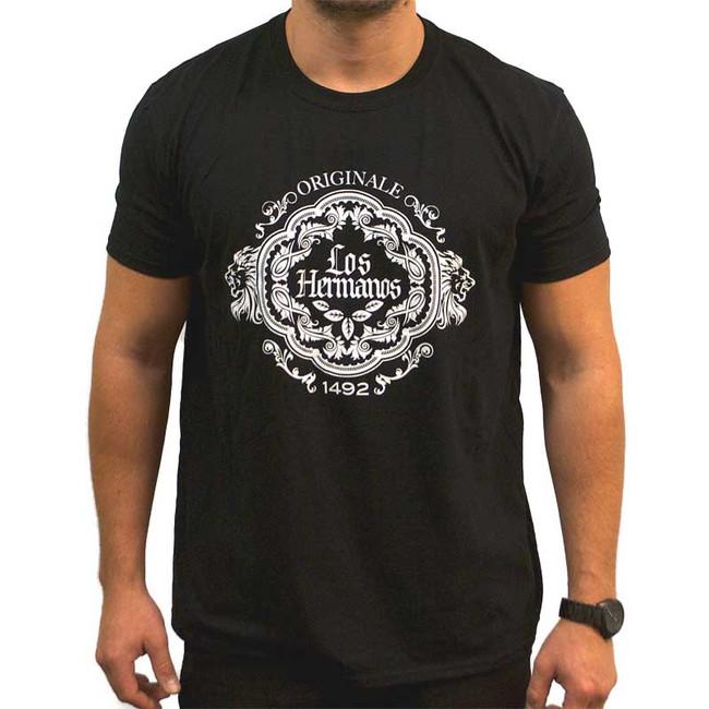 Atlantic Cigar Los Hermanos T-Shirt