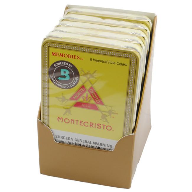 Montecristo Original Memories Tin 5/6