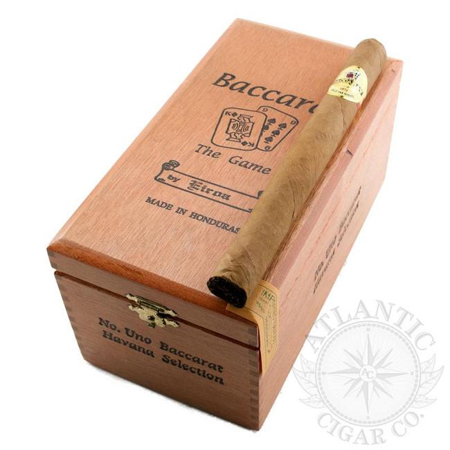 Baccarat Havana Selection No. 1