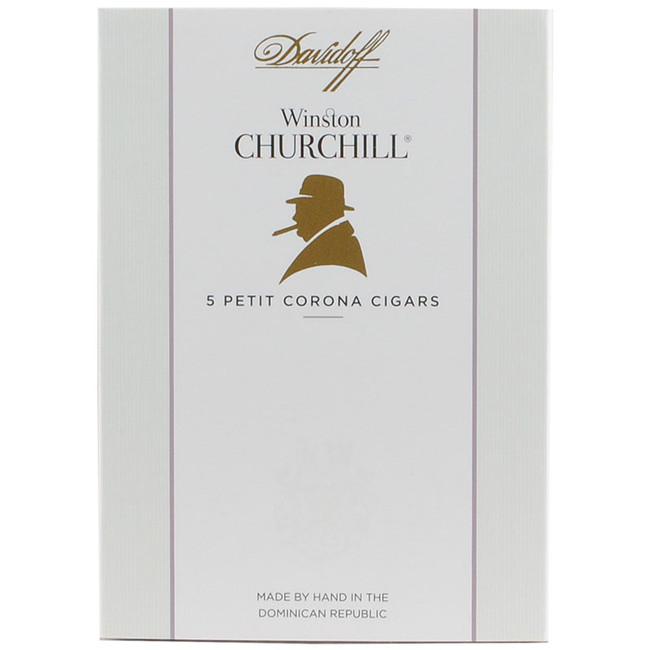 Davidoff Winston Churchill Petit Corona 5-Pack 1/5