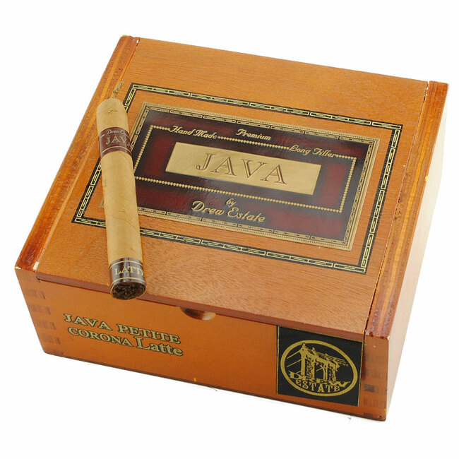 Java Cigars by Drew Estate Petit Corona Latte