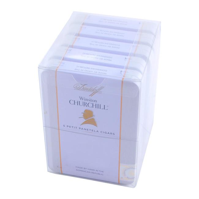 Davidoff Winston Churchill Petit Panetela Tins 5/5