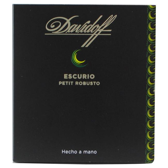 Davidoff Escurio Petit Robusto 4-Pack 1/4