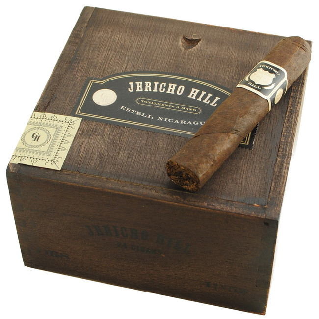 Jericho Hill By Crowned Heads OBS Robusto