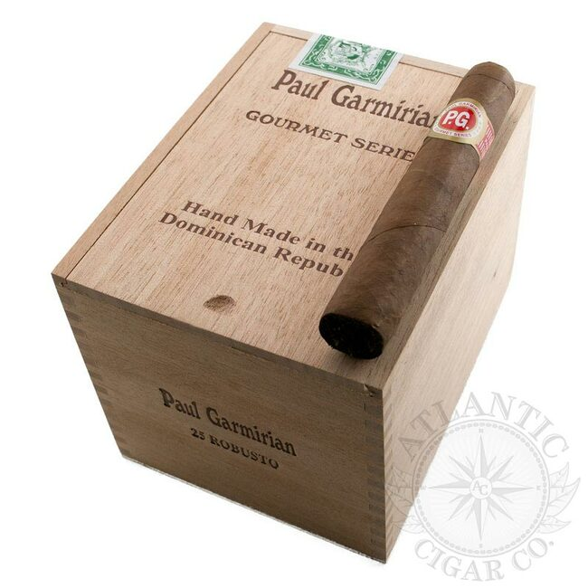 Paul Garmirian Gourmet Series Robusto