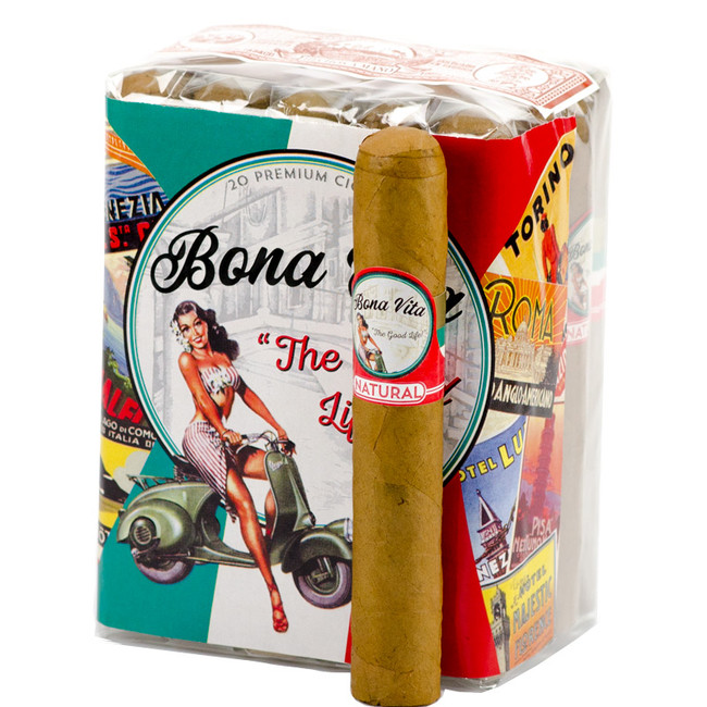 Bona Vita Natural Robusto