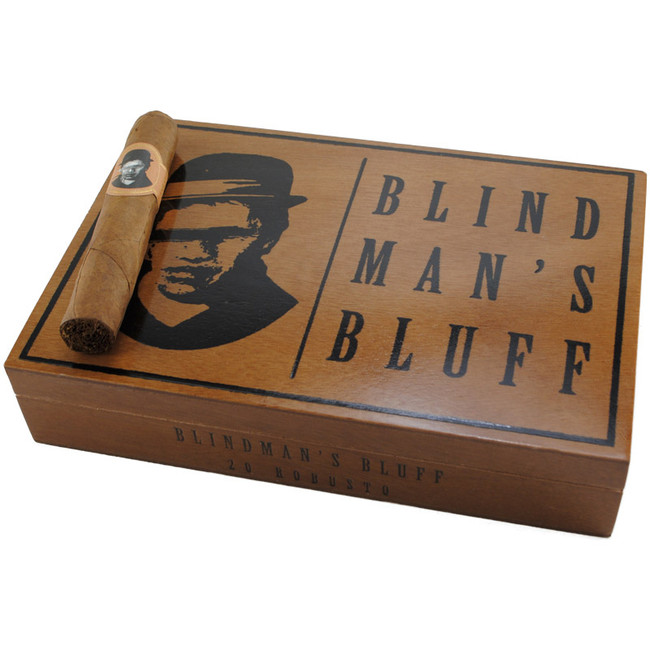 Caldwell Blind Mans Bluff Robusto