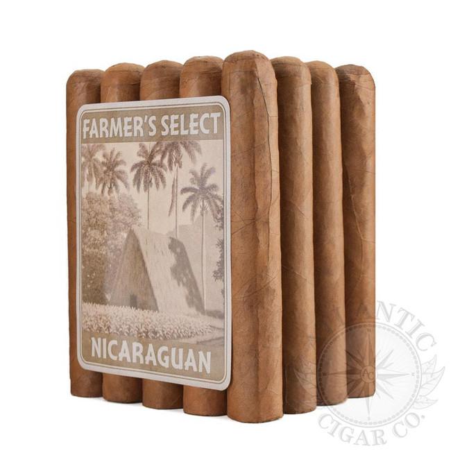 Farmer's Select Nicaraguan Cigars Robusto