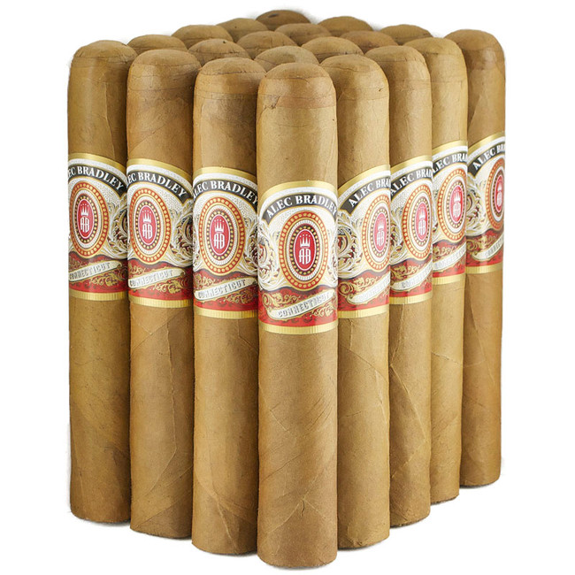 Alec Bradley Connecticut Robusto 20-Pack