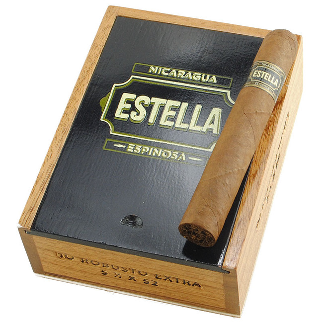 Estella by Espinosa Robusto Extra 10-CT