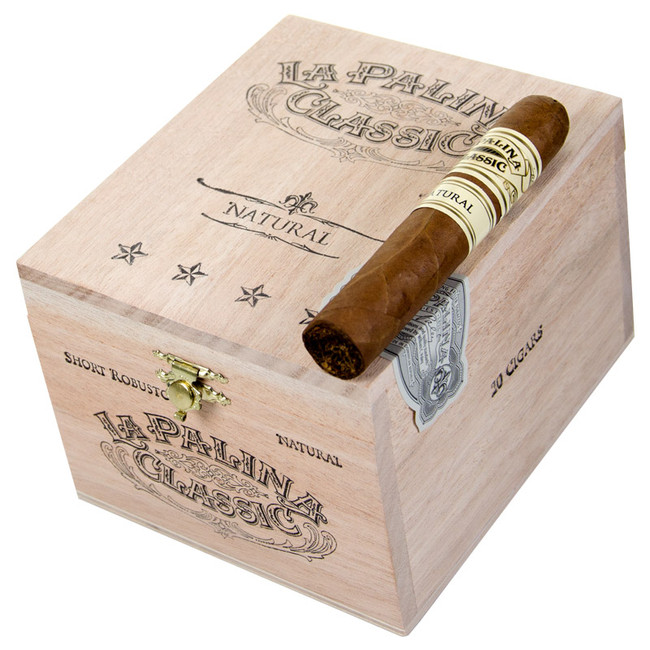 La Palina Classic Natural Short Robusto
