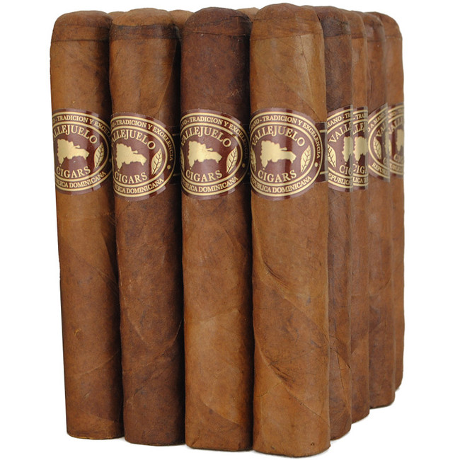 Vallejuelo Cigars Robusto Gordo 20-Pack