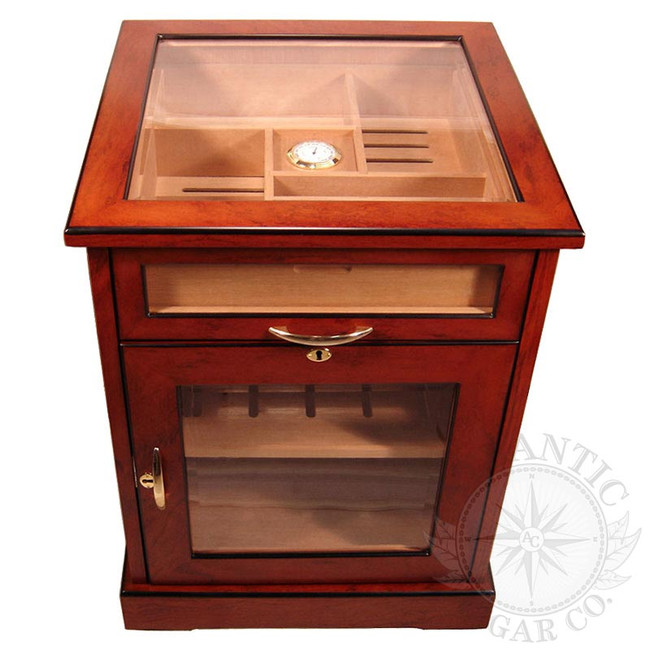 The Connoisseur Cabinet Humidor