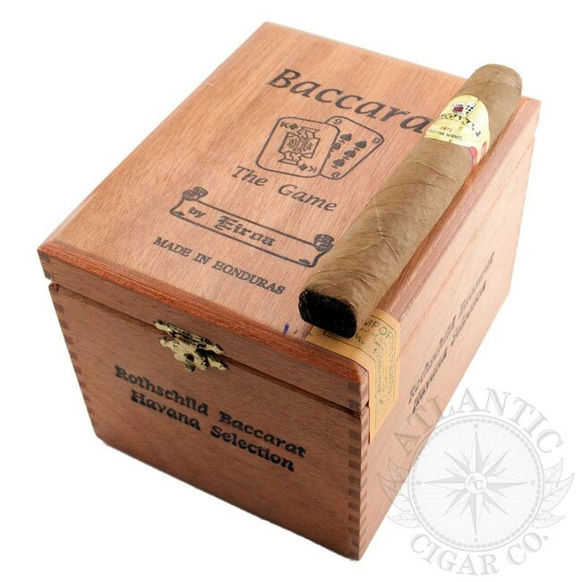 Baccarat Havana Selection Rothschild