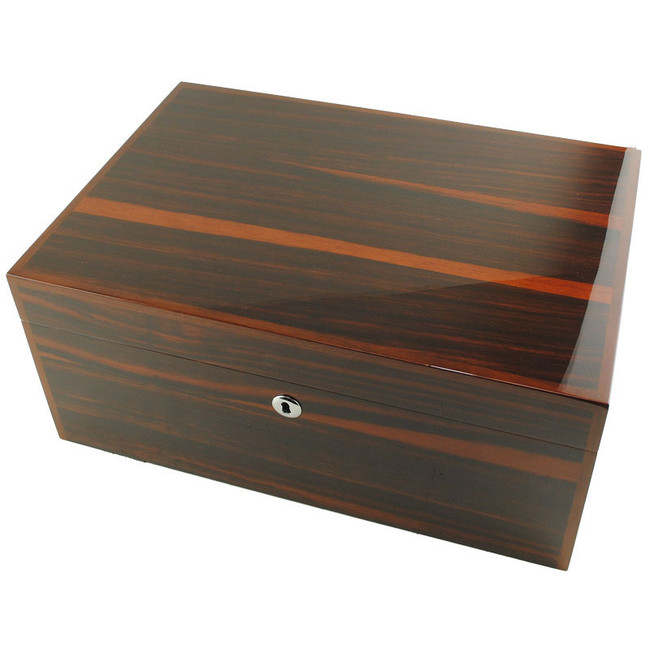 The Macassar Elite Humidor
