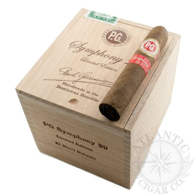 Paul Garmirian 20th Anniversary L.E. Short Robusto