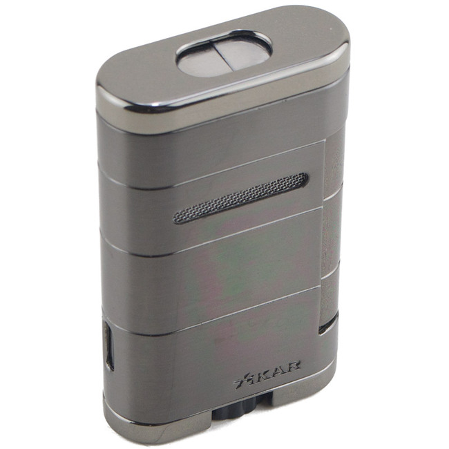 Xikar Allume Double Torch Lighter Stealth Gun