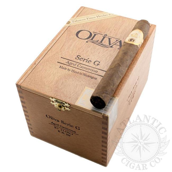 Oliva Serie G Cameroon Toro
