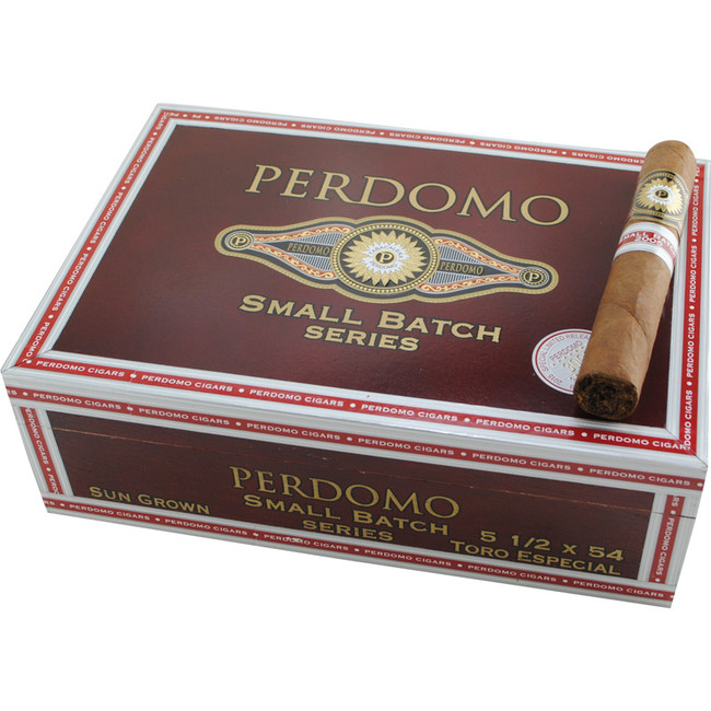 Perdomo Small Batch Series Sun Grown Toro Especial